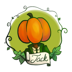 Jack the Pumpkinhead