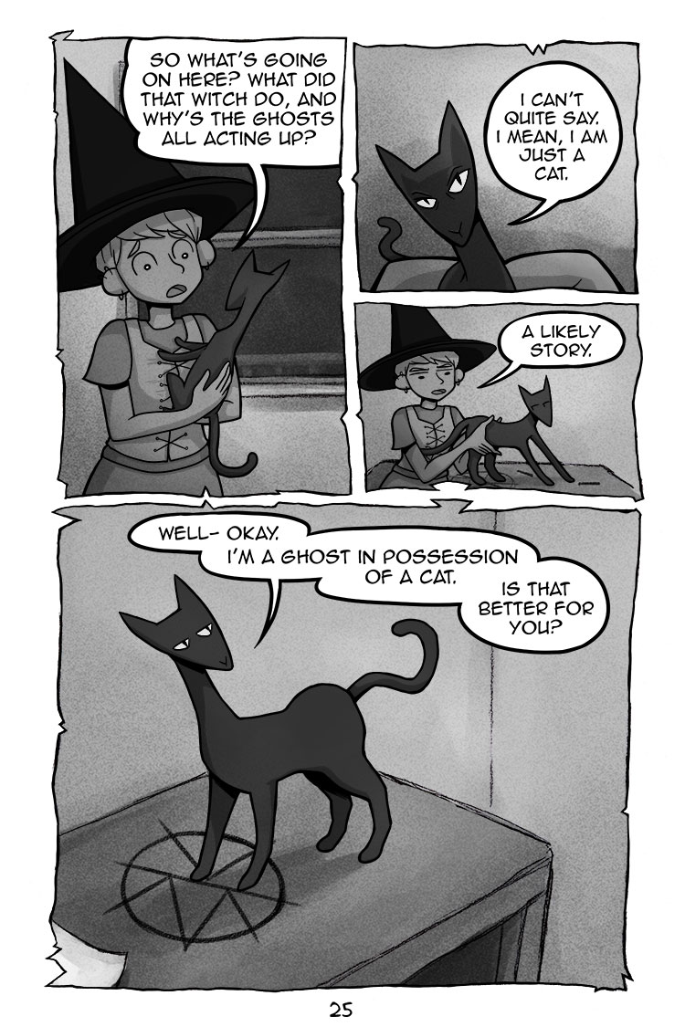 Any cat owner will tell you though that you can never really possess a cat.